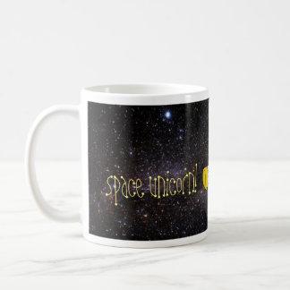 Space Unicorn! mug