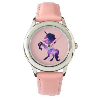 Space unicorn watch