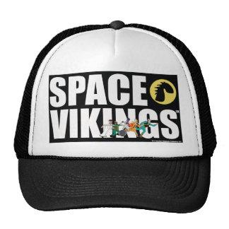Space Vikings Bold logo Hat