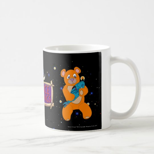 "Space Vikings Episode - ""Give Peace a Chance"" Coffee Mug"