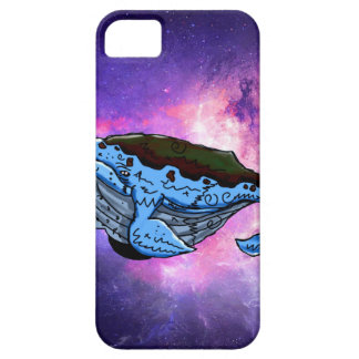space whale barely there iPhone 5 case
