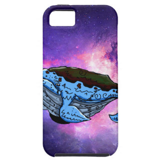 space whale case for the iPhone 5
