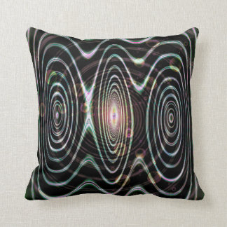 Space worlds, spirals of time cushion