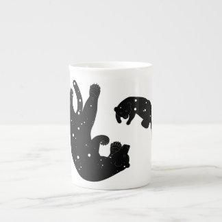 Spacebears Bone China Mug