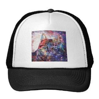 SpaceCat Trucker Hats