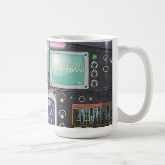 Spacecraft Console Mugs