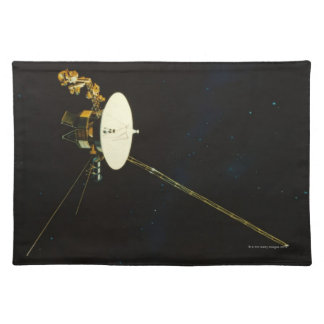 Spacecraft in Space Placemat