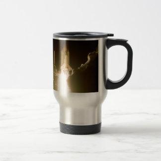 Spacecraft Launch Mug