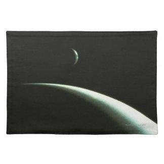 Spacecraft Over Neptune Placemat