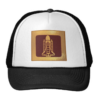 SPACECRAFT space craft Cap