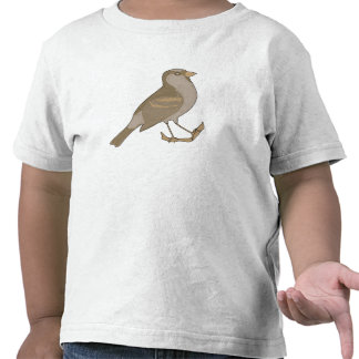 Spacee Sparrow Tshirts