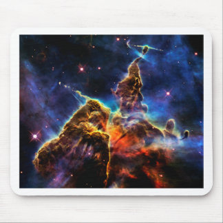 SpaceGalaxies Gifts - Mystic Mountain Mousepads