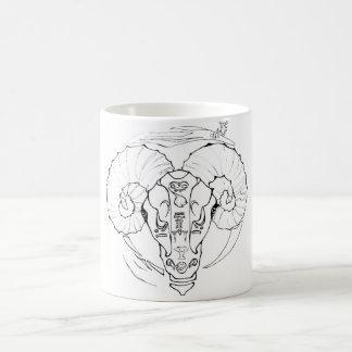 SpaceGoat Orig. Artwork Morphing Mug
