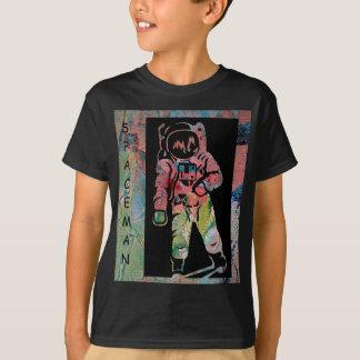 Spaceman Kids Tee Shirt by Janz
