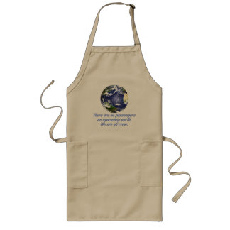 Spaceship Earth, Environment Long Apron