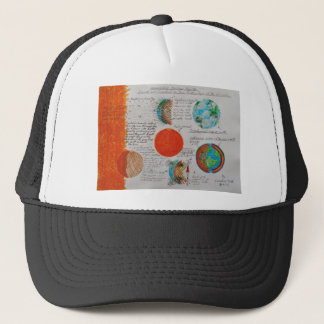 Spaceship Hollow Earth.JPG Trucker Hat