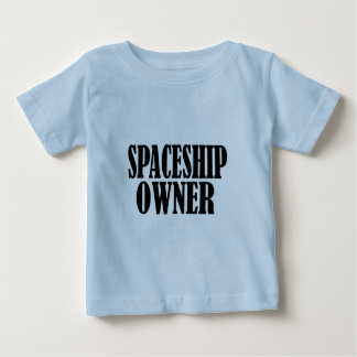 SPACESHIP OWNER SHIRTS
