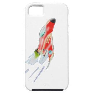 Spaceship Tough iPhone 5 Case
