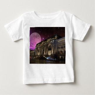 Spacey Metropolitan Museum Baby T-Shirt