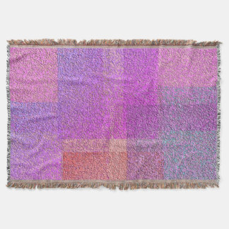 Spackle-Snuggle-Soft-Sunset-Abstract-Blanket Throw Blanket