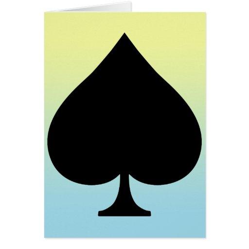 Spade Cards