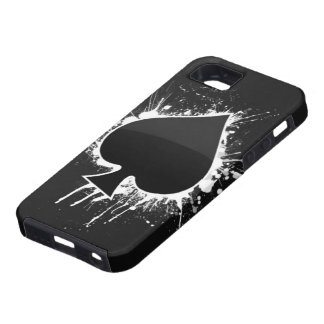 Spade on a Case Mate Tough for Iphone 5