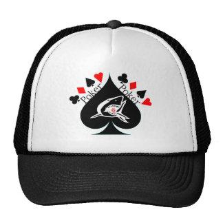 Spade Poker Hat! Cap
