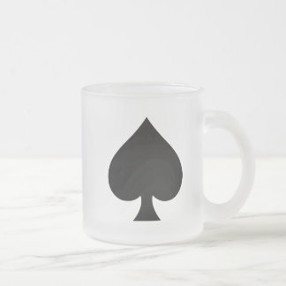 Spade - Suit of Cards Icon Coffee Mugs