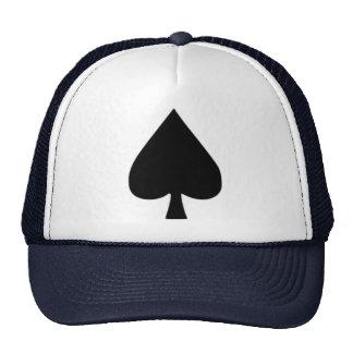 Spades - Poker Cap