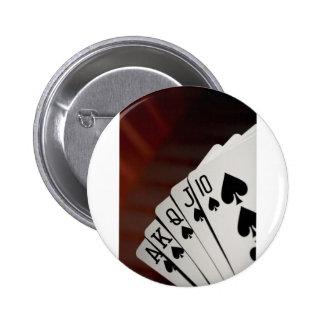 Spades Royal Flush Buttons
