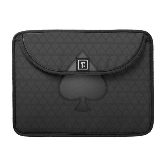 Spades Symbol Macbook Pro Laptop Sleeve Sleeve For MacBooks