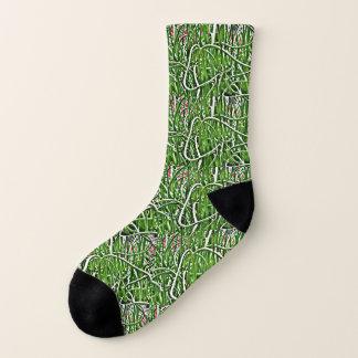 Spagetti Cactus Socks 1