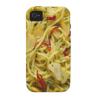 Spaghetti Aglio; Olio and Peperoncino iPhone 4/4S Case