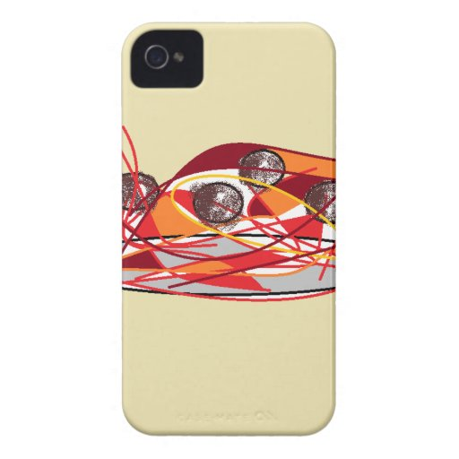 Spaghetti and Meatballs iPhone 4 Case