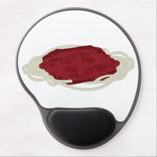 Spaghetti and Sauce Gel Mouse Pads