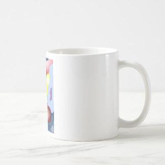 Spaghetti Basic White Mug