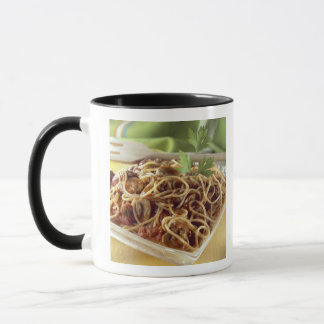 Spaghetti bolognese For use in USA only.) Mug