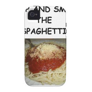 SPAGHETTI iPhone 4/4S CASE