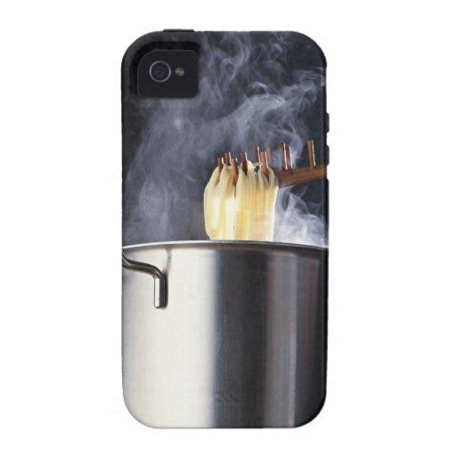 Spaghetti iPhone 4/4S Covers