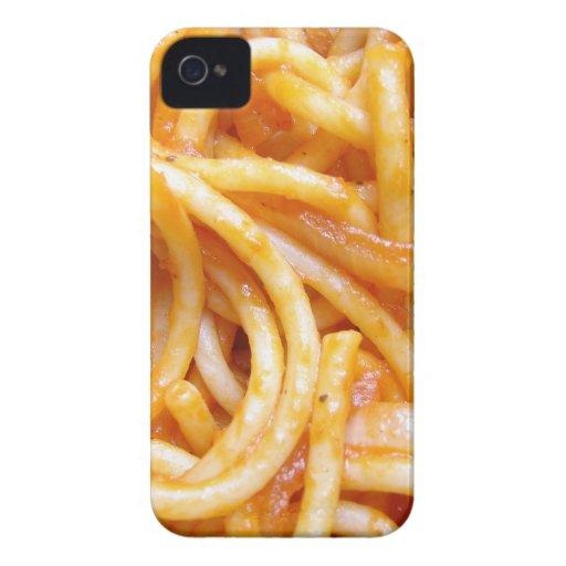 Spaghetti iPhone 4 Case-Mate Case