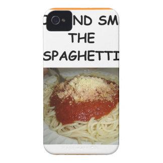 SPAGHETTI Case-Mate iPhone 4 CASE