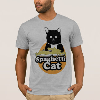 Spaghetti Cat T-Shirt