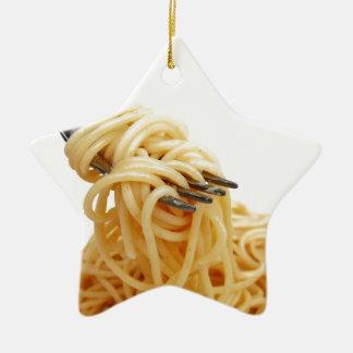 Spaghetti Christmas Ornament
