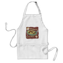 Spaghetti is the Best! Standard Apron