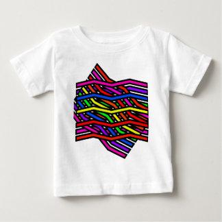 Spaghetti Multi Baby T-Shirt