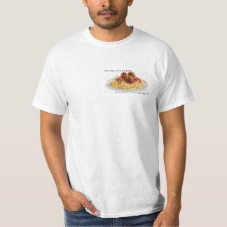 spaghetti pocket T-Shirt