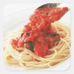Spaghetti Pomodoro Stickers
