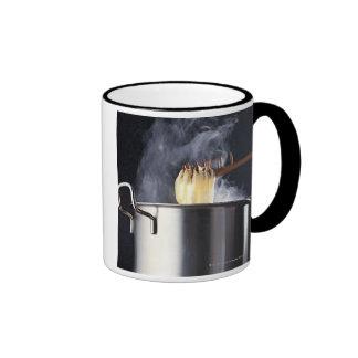 Spaghetti Ringer Mug