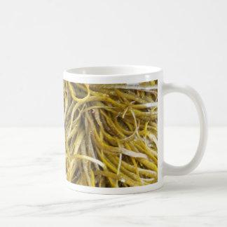 Spaghetti Seaweed Coffee Mug
