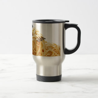 Spaghetti Stainless Steel Travel Mug